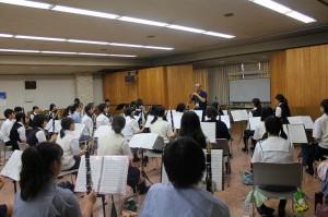フル-ト参加生徒21名 講師小島のり子氏