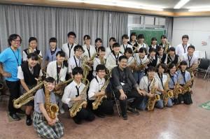 川嶋先生と記念撮影